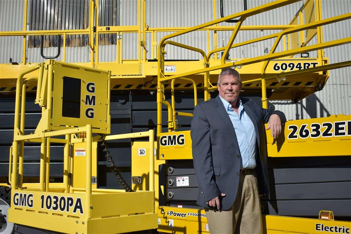 Lance Sullivan, GMG general manager