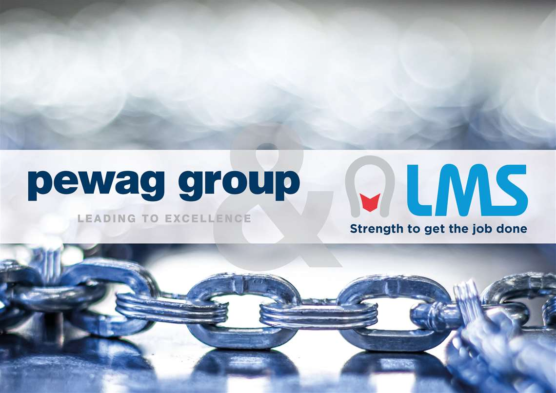 LMS and Pewag join forces