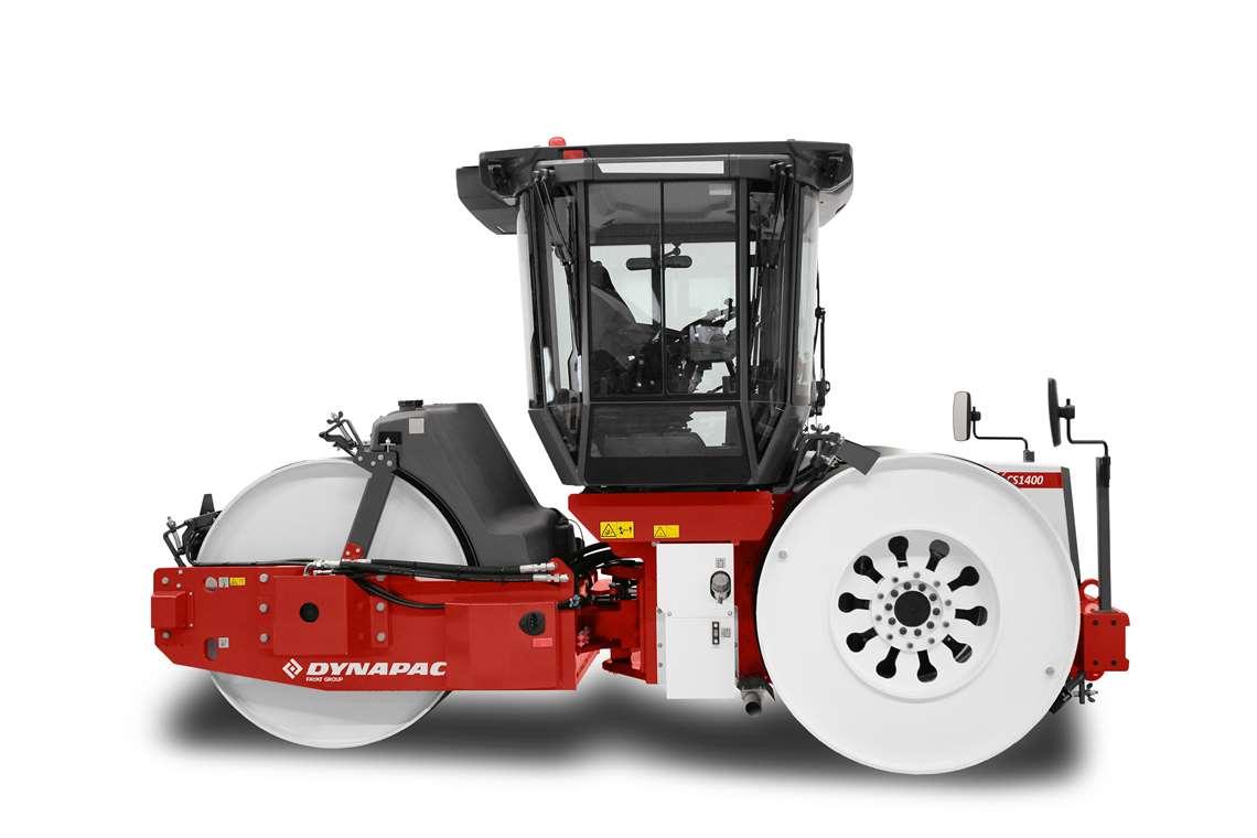 Dynapac CS1400 VI roller