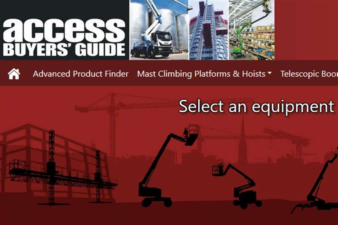 Access Buyers' Guide online