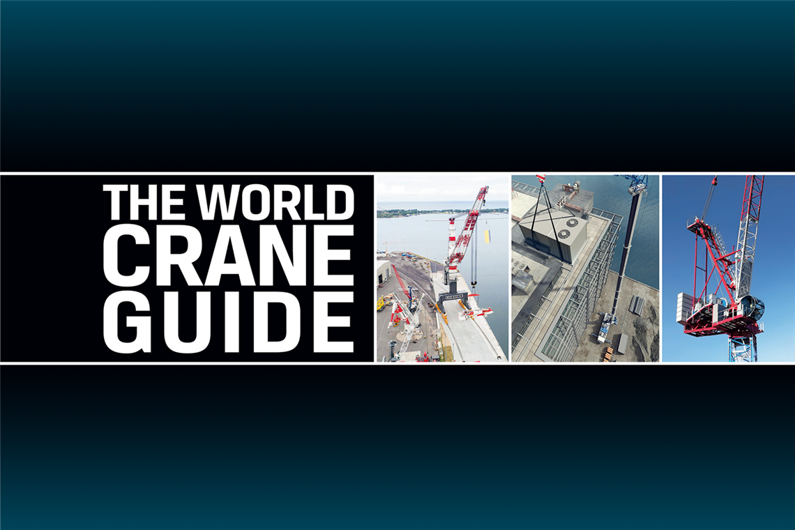 World Crane Guide