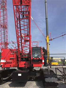 Manitowoc Cranes claimed unfair trade practices but then withdrew its petition due to the changing economic conditions due to COVID-19.