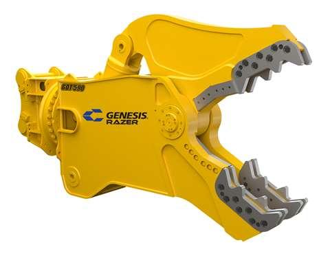 Genesis GDT590 demolition shears