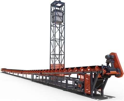 Zipline EXT Conveyor