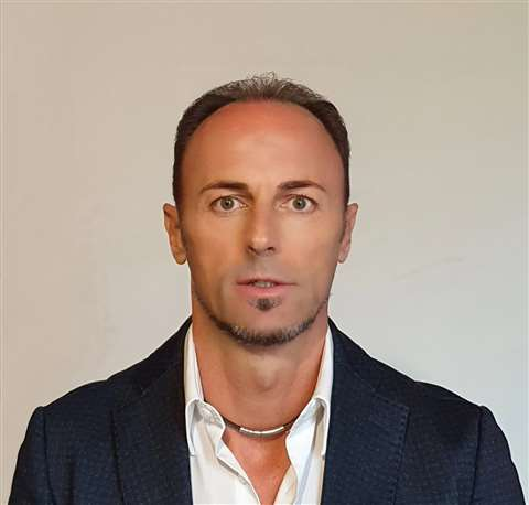 Daniele Lanzini, Sinoboom's new Regional Manager for Italy and the Balkans.