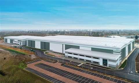 Work Starts On Uk Site For Jaguar Land Rover Khl Group