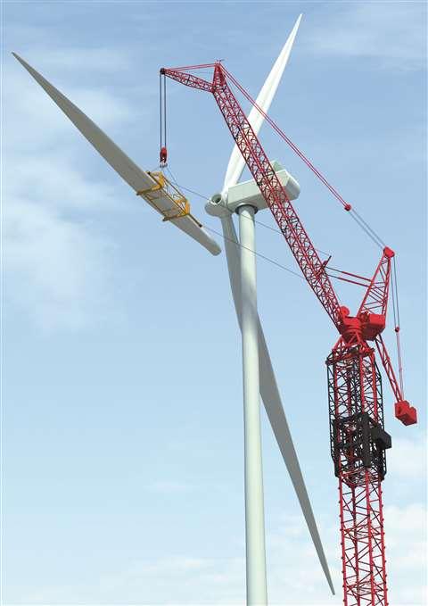 LTC4000 - Windturbine Assembly 002